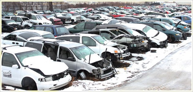 Used Auto Parts Erie MI | Used Auto Parts in Erie MI - ad_yarddisp
