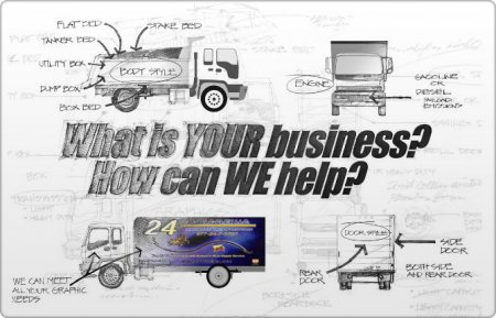 Vehicle Graphics Oakland County MI - Upper Level Graphics - about_sketch